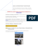 Visitez Châteaudun