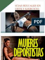2. Diferencias Sexuales en El Deporte y Ejercicio