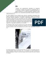 Aplicaciones Carbon Composite