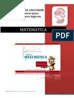 Matemática Tema 7 Logaritmos Versión PDF