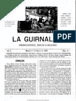 La Guirnalda (Madrid). 1-1-1867