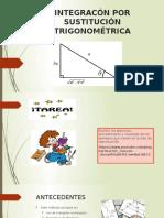 Integración Por Sustitucióntrigonométrica