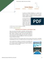 Piscinas Olimpicas_ Medidas, Informacion Semi Olimpicas