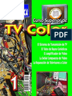 Curso Superior de TV Color
