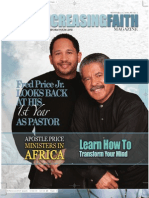Winter 2010 - Ever Increasing Faith Magazine