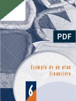 Ejemplo de Plan Finaciero