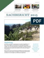 Sachbericht 2015