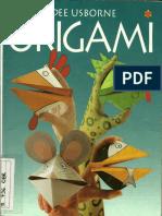 Idee Usborne Origami