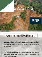 05 Mass Wasting Basic Geology