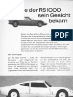 Günther Heilmann - Wie der RS 1000 sein Gesicht bekam
