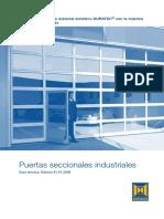 Puertas Seccionales Industriales Hormann
