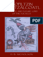 Topiltzin Quetzalcoatl