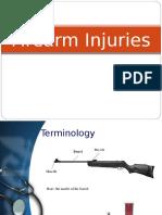 Firearm Injuries578