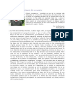 Alain Badiou - La Actualizacion Del Comunismo - Entrevista