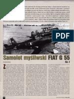 Fiat G.55 Centauro - Artykuł NTW
