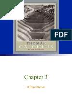 Tcu11 Ppt Ch03 Afzaal Calculus I 2013