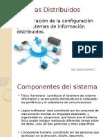 Sistemas Distribuidos Administracion