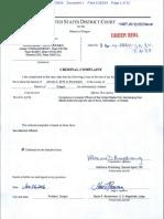 Oregon Militia Criminal Complaint