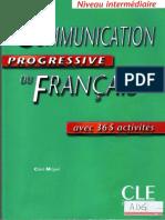 C Progressive Du Francais
