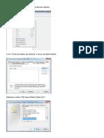 Configurar o ODBC e BDE Para SQL 2012