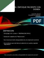 Disnea (semiología)