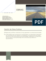 Gestion de Obras Publicas civil expo