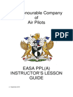 Ppl Instructor Lesson Plans Sep 2015