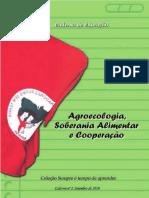 Caderno EJA - Agroecologia, Soberania Alimentar e Cooperação - MST, 2010 (1)