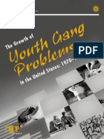 Miller, Walter. the Growth of Youth Gang Problems in the United States- 1970–98