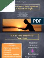 2016-5 DESC PAP ALR Main - Doigts 1ère Partie