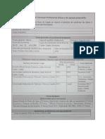 Formulario No 9 Alcantarillado Sanitario SRC