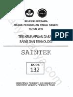 132-Saintek