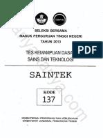137-Saintek