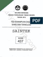 437-Saintek