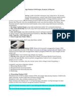 Membuat SMS Gateway Dgn Modem GSM Itegno, Kannel, & Playsms