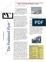 WCAS Feathered Flyer Newsletter Feb - April 2011