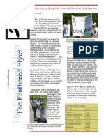 WCAS Feathered Flyer Newsletter May - July 2009