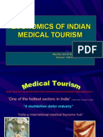 Economics of Medical Tourism