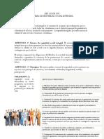 Seguridad Social y Sistemas de Riesgo PDF