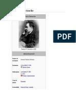 Friedrich Nietzsche Wiki