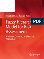 Fuzzy Hierarchical Model for Risk Assessment_ Principles, Concepts, And Practical Application