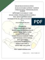Elementos Teoricos y Legales Para Caracterizar La Escuela de Educación Básica (1)