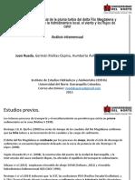 Dinámica Plumia Turbia Juan Rueda UNINORTE 2015