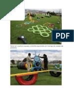 Diseños de Parque