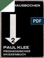 Klee Bauhausbucher
