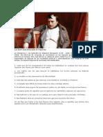 Las Frases Más Destacadas de Napoleón