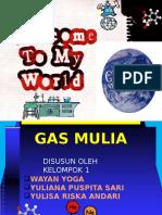 GAS MULIA^