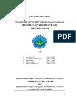 Laporan Praklinik 2 REVISI