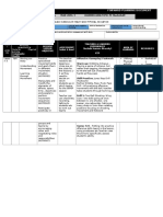 forward planning document ict