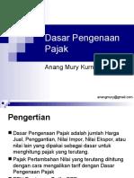 PPN - 04 - Dasar Pengenaan Pajak